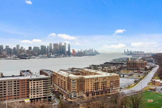 6040 Blvd East 9E, West New York, NJ 07093 (MLS #210011787) :: The Trompeter Group