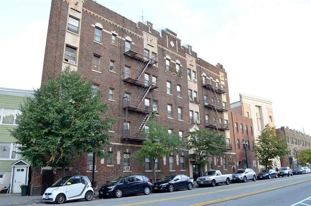 821 Bergen Ave E15, Jc, Journal Square, NJ 07306 (MLS #210011890) :: The Trompeter Group
