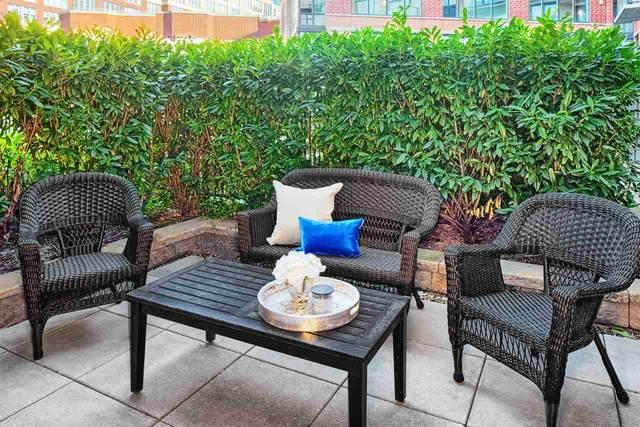 1100 Maxwell Lane #410, Hoboken, NJ 07030 (MLS #210011906) :: Parikh Real Estate