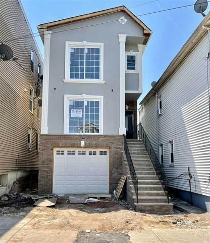 315 Warren St, Harrison, NJ 07029 (MLS #210012552) :: RE/MAX Select
