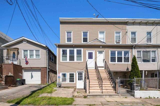 329 Forest St, Kearny, NJ 07032 (MLS #210012667) :: The Trompeter Group
