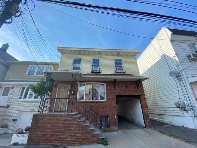 116 Cross St, Harrison, NJ 07029 (MLS #210013055) :: RE/MAX Select
