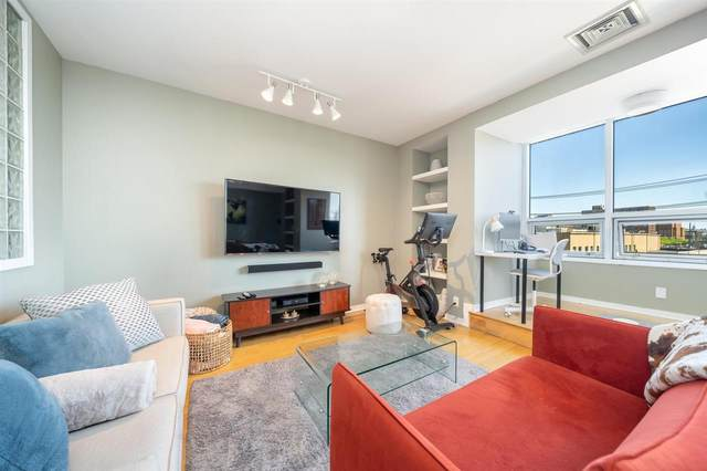 689 Luis M Marin Blvd #402, Jc, Downtown, NJ 07310 (MLS #210013556) :: The Danielle Fleming Real Estate Team