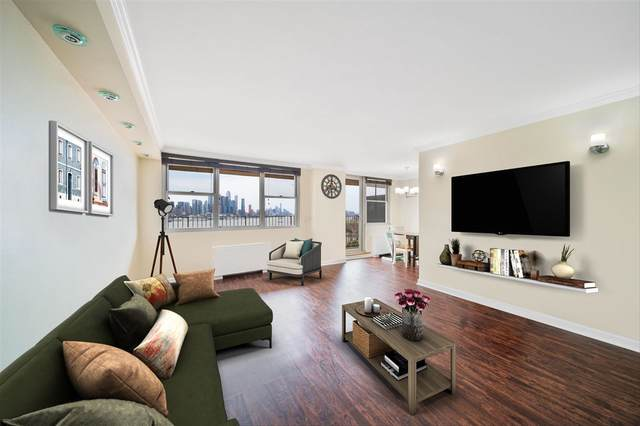 6040 Blvd East 4D, West New York, NJ 07093 (MLS #210013625) :: Hudson Dwellings