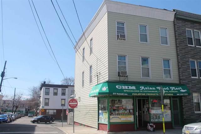 217 Summit Ave, Jc, Bergen-Lafayett, NJ 07304 (MLS #210013678) :: The Trompeter Group