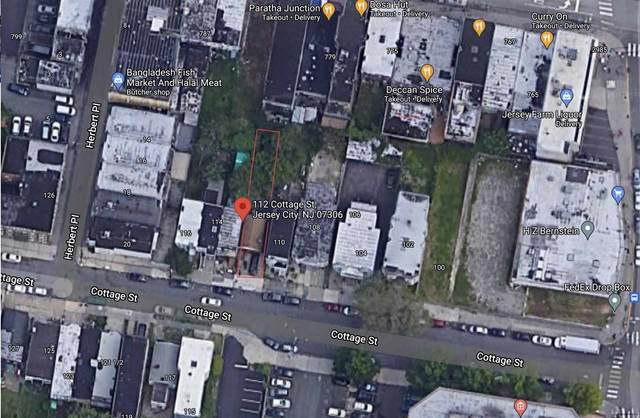 112 Cottage St, Jc, Journal Square, NJ 07306 (MLS #210013939) :: Hudson Dwellings