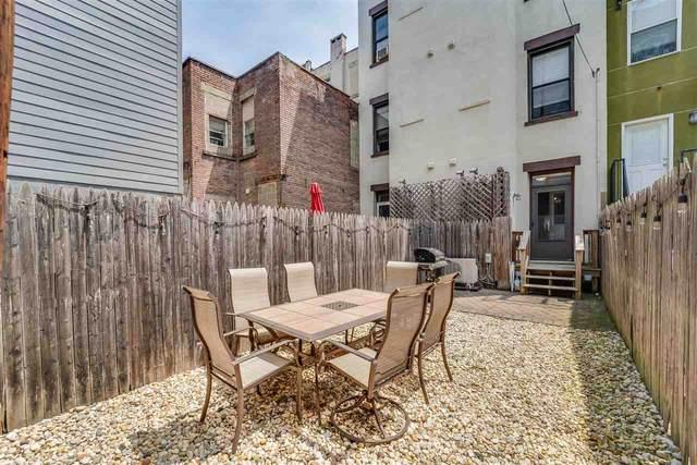 422 Bloomfield St 1L, Hoboken, NJ 07030 (MLS #210014143) :: Hudson Dwellings