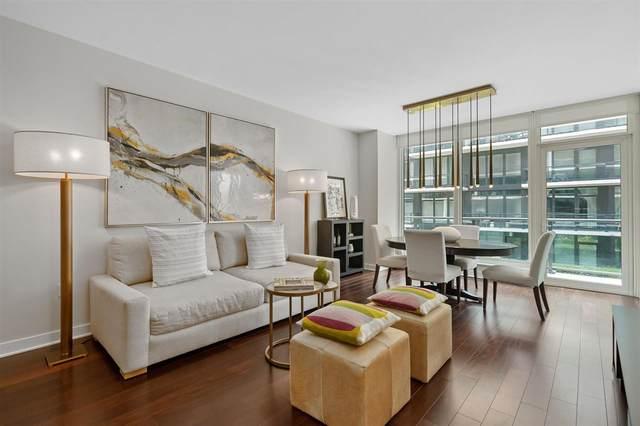 1200 Avenue At Port Imperial #411, Weehawken, NJ 07086 (MLS #210014145) :: Team Francesco/Christie's International Real Estate