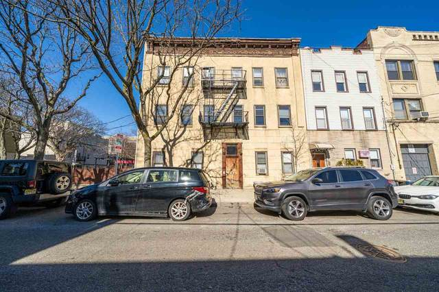 420 2ND ST #5, Jc, Downtown, NJ 07302 (#210014298) :: Daunno Realty Services, LLC