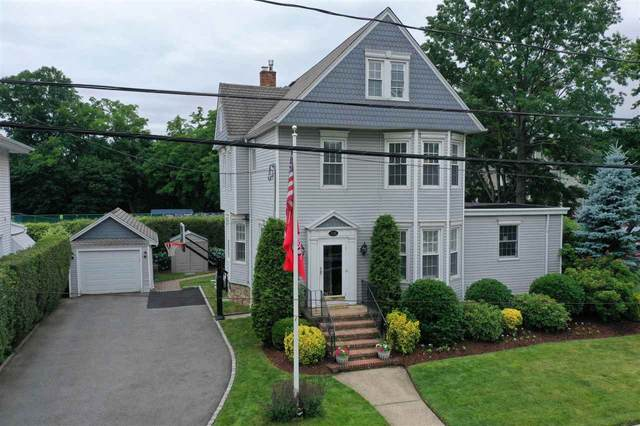 110 Washington Ave, Kearny, NJ 07032 (MLS #210014326) :: The Trompeter Group