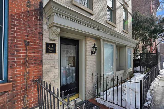 212 Warren St 3A, Jc, Downtown, NJ 07302 (MLS #210014344) :: The Sikora Group