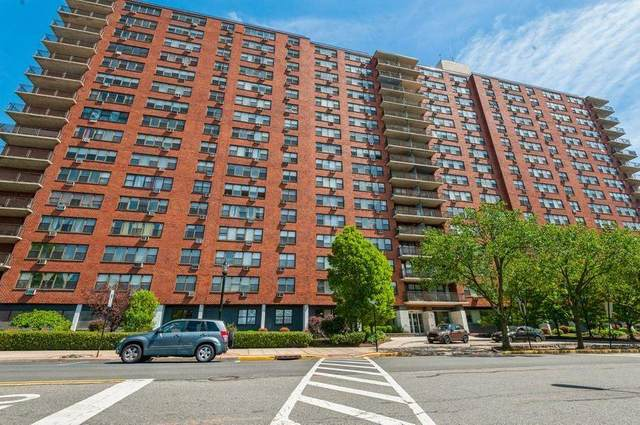 500 Central Ave #1706, Union City, NJ 07087 (MLS #210014381) :: The Dekanski Home Selling Team