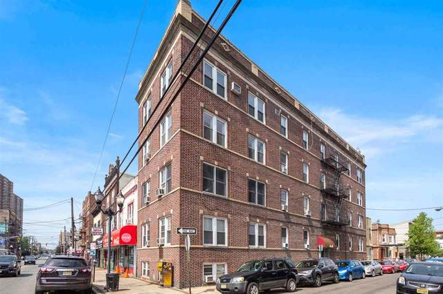 103 Westover Pl #4, West New York, NJ 07093 (MLS #210014406) :: The Sikora Group