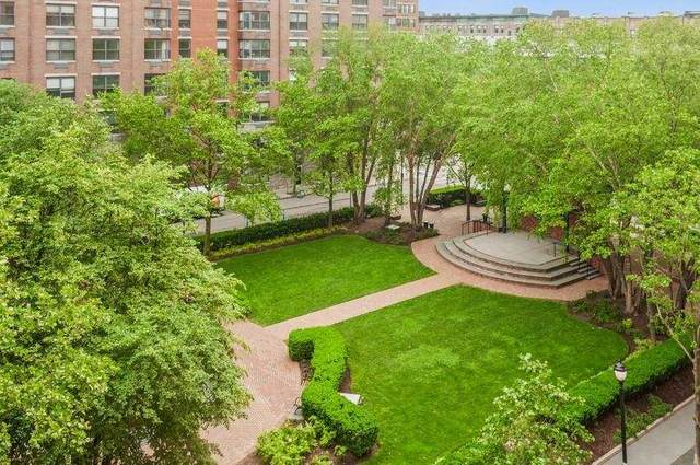 2 Constitution Ct #607, Hoboken, NJ 07030 (MLS #210014422) :: The Sikora Group