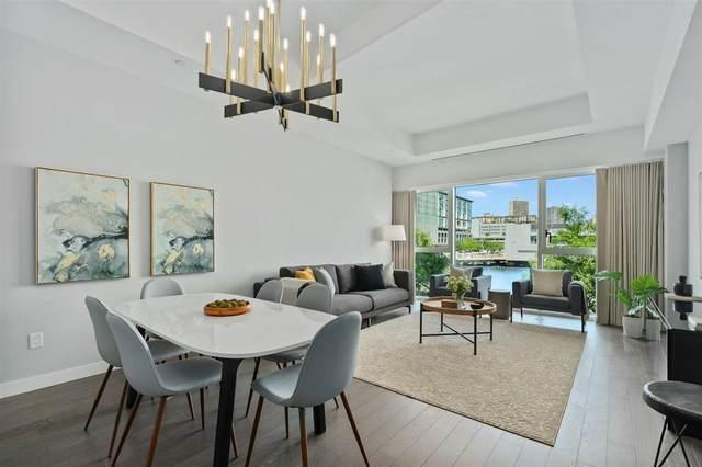 800 Avenue At Port Imperial #204, Weehawken, NJ 07086 (MLS #210014442) :: Team Francesco/Christie's International Real Estate