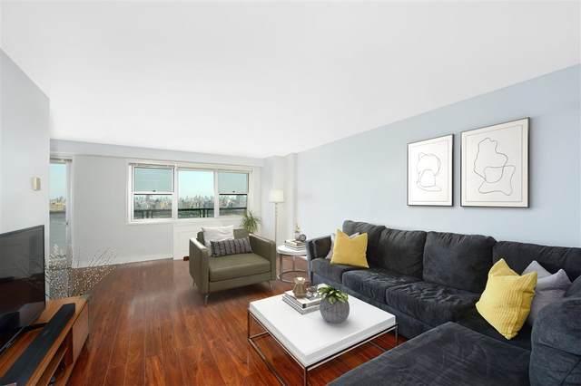 6600 Blvd East 18M, West New York, NJ 07093 (MLS #210014454) :: The Sikora Group