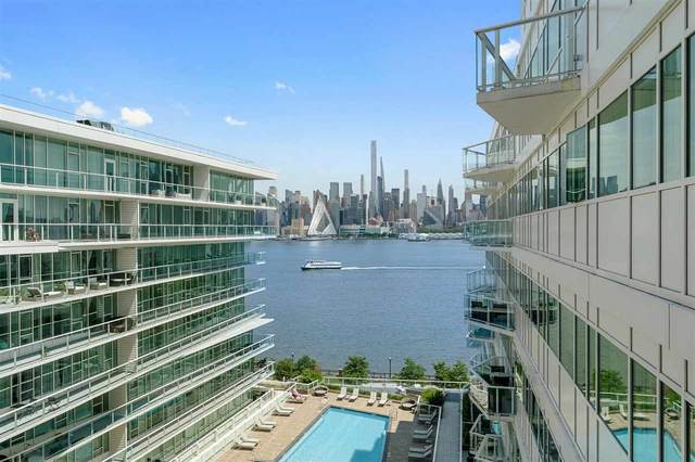 800 Avenue At Port Imperial #914, Weehawken, NJ 07086 (MLS #210014463) :: Team Francesco/Christie's International Real Estate