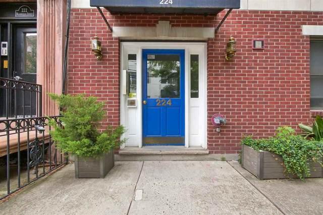 224 Bloomfield St #7, Hoboken, NJ 07030 (MLS #210014487) :: The Sikora Group