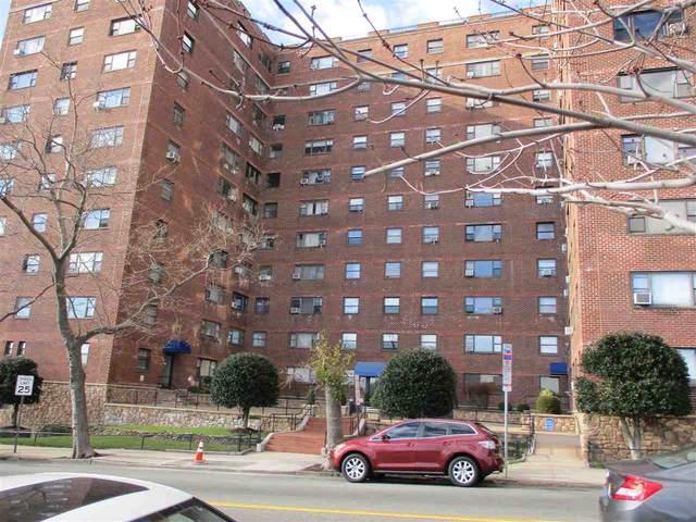 6515 Blvd East 7N, West New York, NJ 07093 (MLS #210014492) :: The Sikora Group