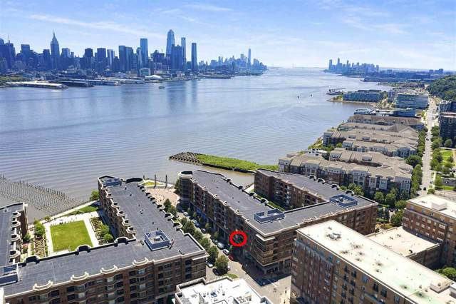 22 Avenue At Port Imperial #212, West New York, NJ 07093 (MLS #210014509) :: The Sikora Group