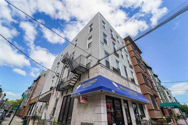 504 4TH ST #4, Hoboken, NJ 07030 (MLS #210014531) :: The Sikora Group