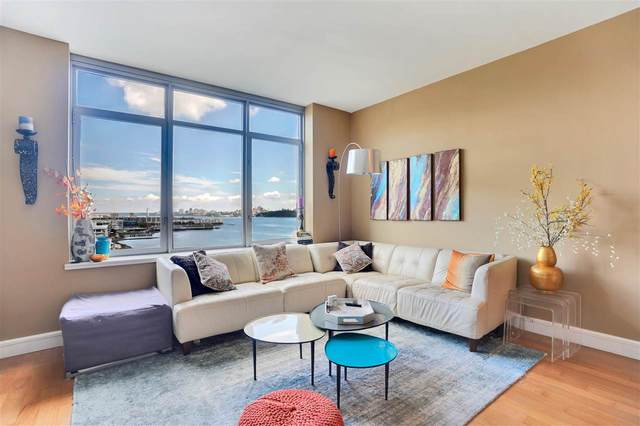 8100 River Rd #1209, North Bergen, NJ 07047 (MLS #210014556) :: Team Francesco/Christie's International Real Estate