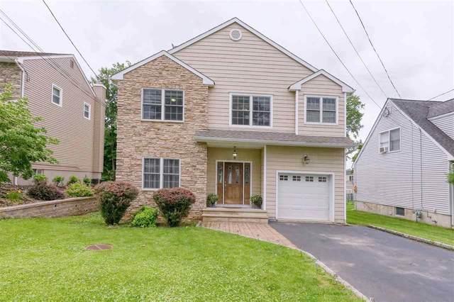 233 Lincoln St, BERKELEY HEIGHTS TWP, NJ 07922 (MLS #210014569) :: The Danielle Fleming Real Estate Team
