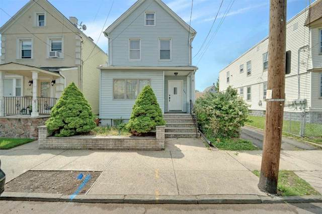 291 Highland Ave, Kearny, NJ 07032 (MLS #210014615) :: The Trompeter Group