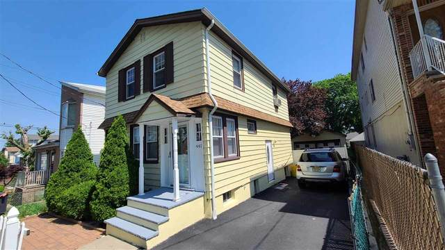 441 Park Ave, Fairview, NJ 07022 (MLS #210014646) :: The Trompeter Group