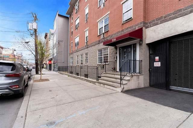 356 Palisade Ave 2C, Jc, Heights, NJ 07307 (MLS #210014728) :: Hudson Dwellings
