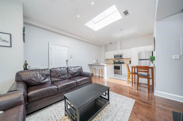 519 Monroe St 1A, Hoboken, NJ 07030 (MLS #210014739) :: Team Francesco/Christie's International Real Estate