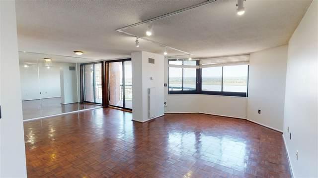 910 Harmon Cove Tower, Secaucus, NJ 07094 (MLS #210014745) :: PORTERPLUS REALTY