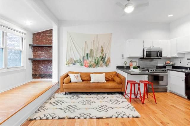 354 1ST ST 2R, Hoboken, NJ 07030 (MLS #210014752) :: Team Francesco/Christie's International Real Estate