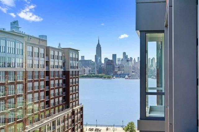 1000 Maxwell Lane 10E, Hoboken, NJ 07030 (MLS #210014762) :: The Danielle Fleming Real Estate Team
