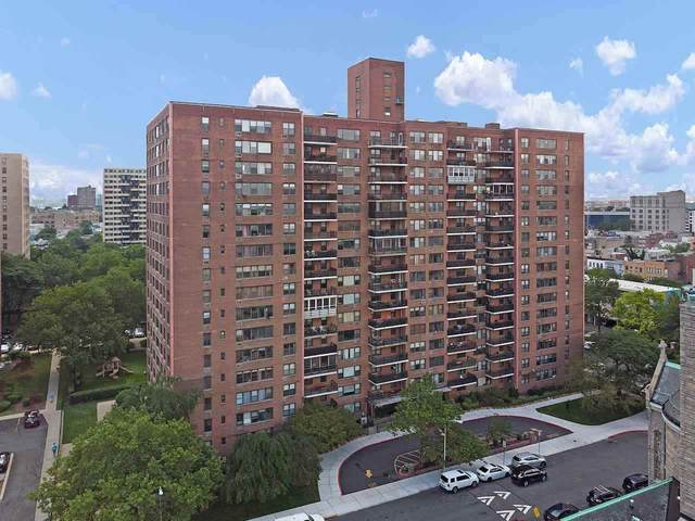 10 Huron Ave 8H, Jc, Journal Square, NJ 07306 (MLS #210014767) :: The Danielle Fleming Real Estate Team