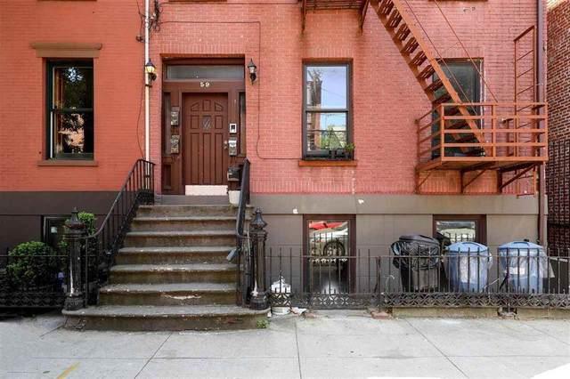 59 Wayne St, Jc, Downtown, NJ 07302 (MLS #210014769) :: The Danielle Fleming Real Estate Team