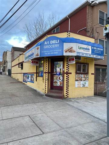 68 Logan Ave, Jc, Journal Square, NJ 07306 (MLS #210014770) :: The Danielle Fleming Real Estate Team