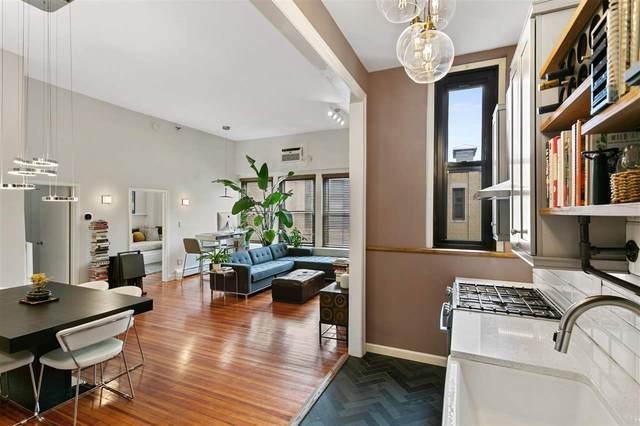 501 Adams St 5K, Hoboken, NJ 07030 (MLS #210014772) :: Team Francesco/Christie's International Real Estate
