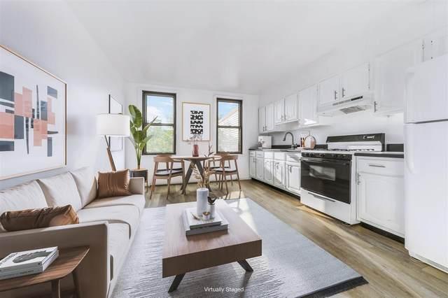 287 New York Ave, Jc, Heights, NJ 07307 (MLS #210014773) :: The Danielle Fleming Real Estate Team