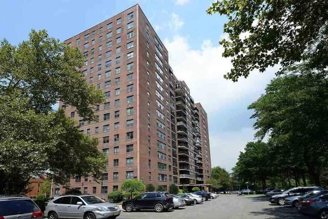225 St Pauls Ave 16R, Jc, Journal Square, NJ 07306 (MLS #210014775) :: Team Francesco/Christie's International Real Estate