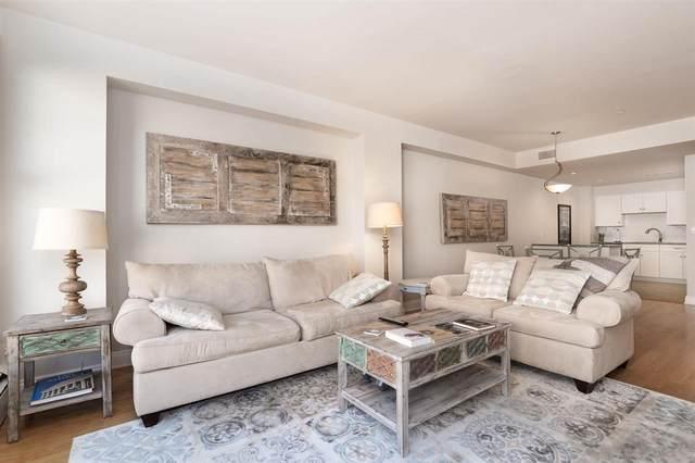 207 Shearwater Ct West #43, Jc, Greenville, NJ 07305 (MLS #210014778) :: Team Francesco/Christie's International Real Estate