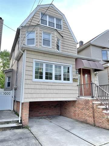 82 West 28Th St, Bayonne, NJ 07002 (MLS #210014791) :: Parikh Real Estate