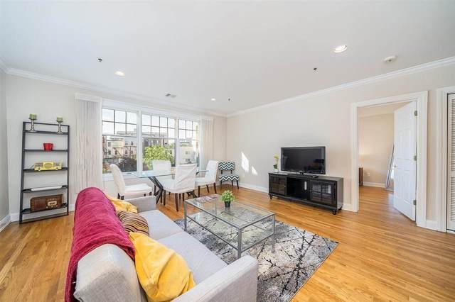 82 Clinton St 3G, Hoboken, NJ 07030 (MLS #210014827) :: Hudson Dwellings