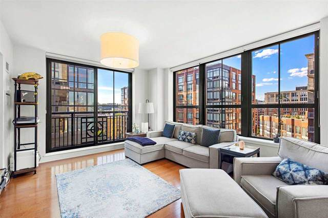 1025 Maxwell Lane #911, Hoboken, NJ 07030 (MLS #210014838) :: Hudson Dwellings