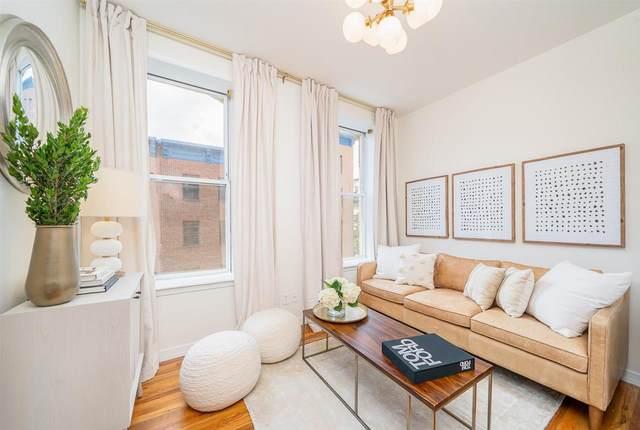 512 1ST ST #6, Hoboken, NJ 07030 (MLS #210014876) :: Hudson Dwellings