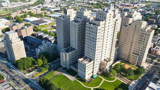 4 Beacon Way #501, Jc, Journal Square, NJ 07304 (MLS #210014949) :: Hudson Dwellings