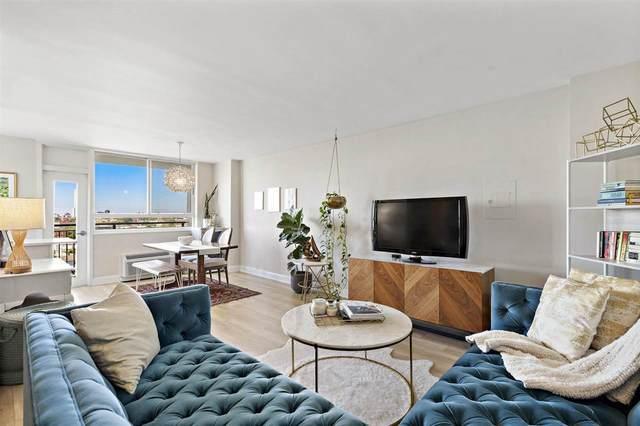 100 Manhattan Ave #1115, Union City, NJ 07087 (MLS #210014975) :: Hudson Dwellings