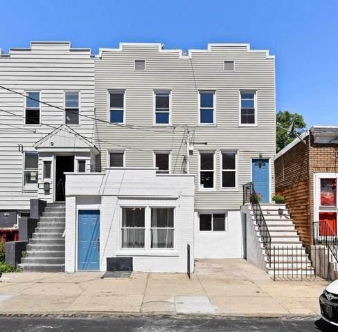 21 Wallis Ave, Jc, Journal Square, NJ 07306 (MLS #210014979) :: Hudson Dwellings