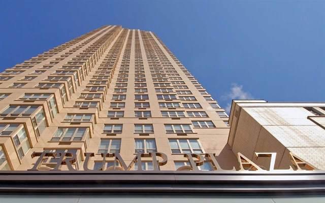 88 Morgan St #4802, Jc, Downtown, NJ 07302 (MLS #210015010) :: Hudson Dwellings