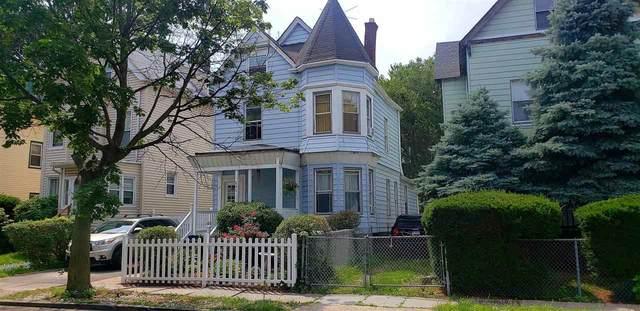 231 North Maple Ave, East Orange, NJ 07087 (MLS #210015016) :: Hudson Dwellings